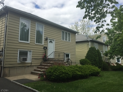 Essex County, Morris County, Union County Multi Family Home For Sale: 12 - 14 Aubrey St