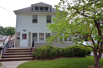 Scotch Plains Twp. Single Family Home For Sale: 2066 Nicholl Ave
