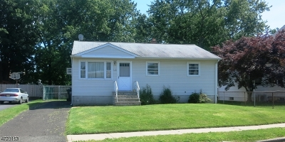 Woodbridge Twp. Single Family Home For Sale: 143 North St