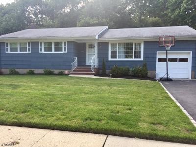 West Orange Twp. Single Family Home For Sale: 81 Carteret St