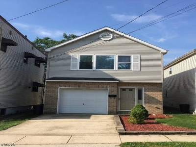 Perth Amboy City Single Family Home For Sale: 311 Neville St