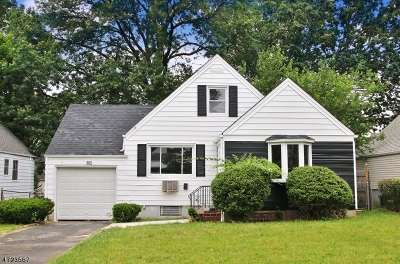 Union Twp. Single Family Home For Sale: 382 Wallingford Ter