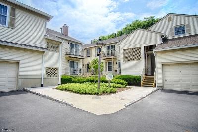 Bernards Twp. Condo/Townhouse For Sale: 54 Jamestown Rd