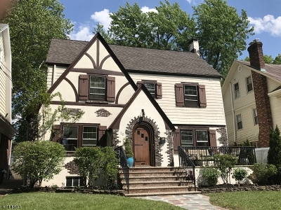 Maplewood Twp. Single Family Home For Sale: 20 Rutgers St