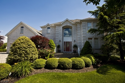 Springfield Twp. Single Family Home For Sale: 21 Rons Edge Rd