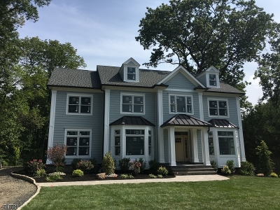 Chatham Twp. Single Family Home For Sale: 6 Jay Rd