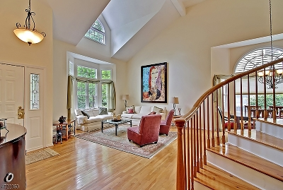 Bedminster Twp. Single Family Home For Sale: 20 Smoke Rise Ln