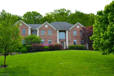 Denville Twp. Single Family Home For Sale: 10 Tonnelier Way