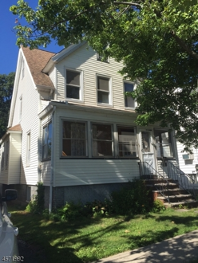 West Orange Twp. Single Family Home For Sale: 48 William St