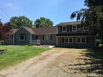 Franklin Twp. Single Family Home For Sale: 114 Lower Landsdown Rd