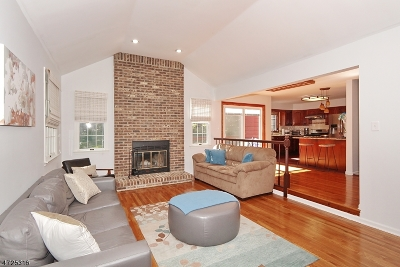 Berkeley Heights Twp. Single Family Home For Sale: 120 Overhill Way
