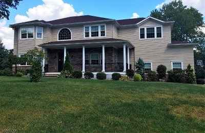 Clark Twp. Single Family Home For Sale: 25 Woodland Rd