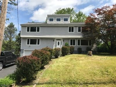 Randolph Twp. Single Family Home For Sale: 34 Randolph Ave