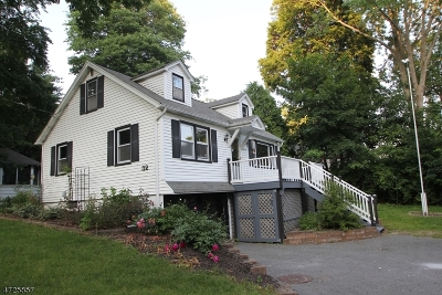 Single Family Home For Sale: 32 Shadowy Lane