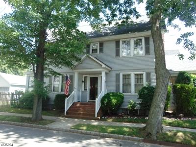 Elmora Hills Single Family Home For Sale: 1057 Coolidge Rd