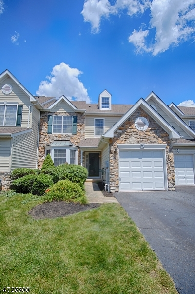 Bernards Twp. Condo/Townhouse For Sale: 238 Patriot Hill Dr