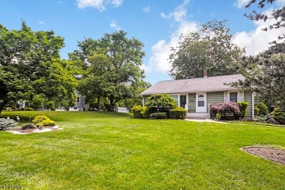 Bridgewater Twp. Single Family Home For Sale: 5 Shady Ln