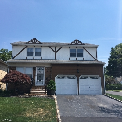 Union Twp. Single Family Home For Sale: 1591 1591 Ridgeway St