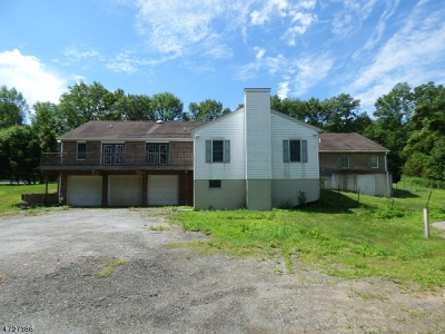 Warren County Single Family Home For Sale: 223 Kerrs Corner Rd