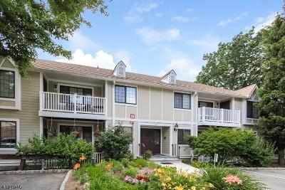 Morris Plains Boro Condo/Townhouse For Sale: 19j Foxwood Dr