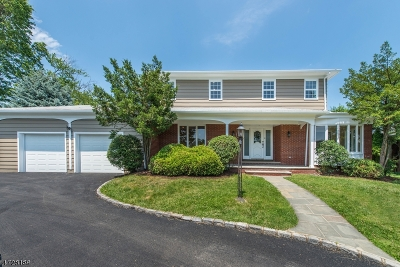 West Orange Twp. Single Family Home For Sale: 8 Crestview Dr