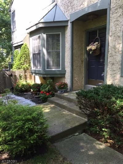 East Brunswick Twp. Condo/Townhouse For Sale: 44 Dorchester Dr