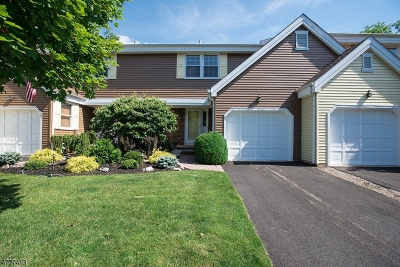 Morris Twp. Condo/Townhouse For Sale: 65 Constitution Way #65