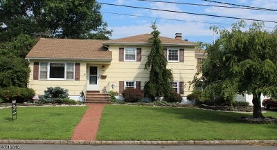 CLARK Single Family Home For Sale: 20 Winthrop Rd