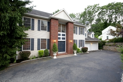 Morris Twp. Single Family Home For Sale: 168 Western Ave