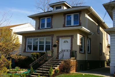 Maplewood Twp. Single Family Home For Sale: 203 Hilton Ave