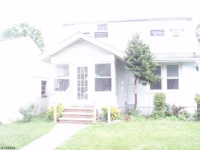 Scotch Plains Twp. Single Family Home For Sale: 1794 1794 E 2nd St