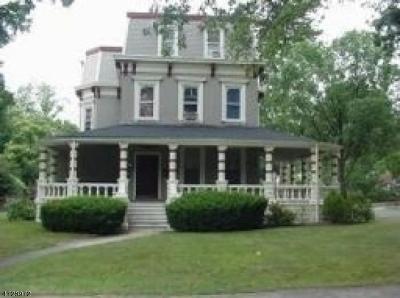 Plainfield City Multi Family Home For Sale: 1121-27 Putnam Ave