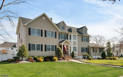 Clark Twp. Single Family Home Active Under Contract: 14 Stonehenge Ter