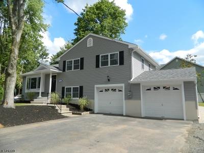 Scotch Plains Twp. Single Family Home For Sale: 1291 Martine Ave