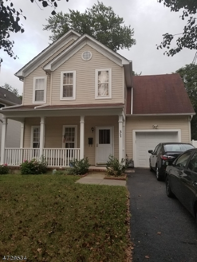 Matawan Boro Single Family Home For Sale: 37 Orchard St