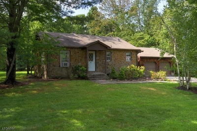 Bridgewater Twp. Single Family Home For Sale: 1019 Brown Rd