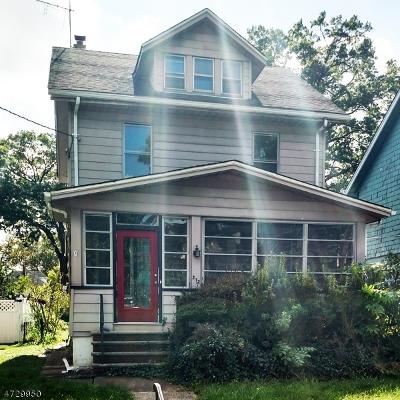 Roselle Park Boro Single Family Home For Sale