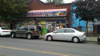 Hillside Twp. Commercial For Sale: 1554-6 Maple Ave