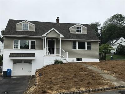 West Orange Twp. Single Family Home For Sale: 12 Abington Rd