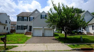 Bridgewater Twp. Single Family Home For Sale: 30 Wexford Way