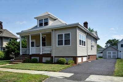 Roselle Park Boro Single Family Home For Sale: 225 Magie Ave