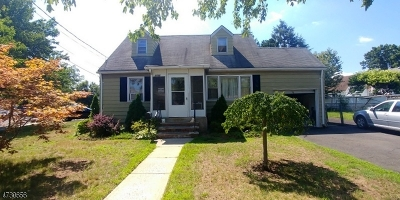 Single Family Home For Sale: 2758 Linwood Rd