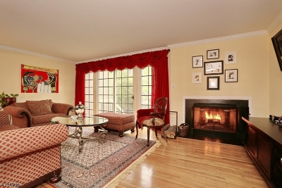 Morris Twp. Condo/Townhouse For Sale: 10 Keats Way