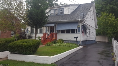 Linden City Multi Family Home For Sale: 620 Washington Ave