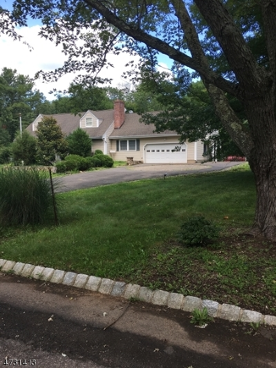 Warren Twp. Single Family Home For Sale: 14 Mountainview Ln