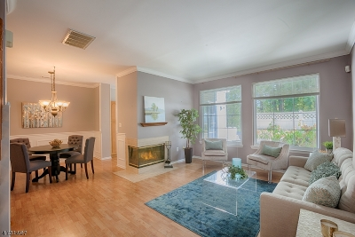 Morris Twp. Condo/Townhouse For Sale: 68 Witherspoon Ct