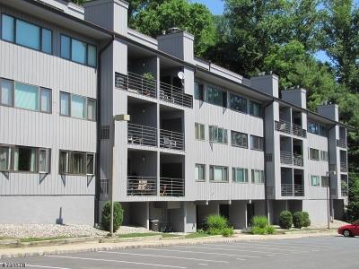 Morristown Condo/Townhouse For Sale: 41 Mt Kemble Ave Unit 307