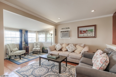 Parsippany Single Family Home For Sale: 63 Eldora Rd