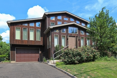 Scotch Plains Twp. Single Family Home For Sale: 2353 Morse Ave