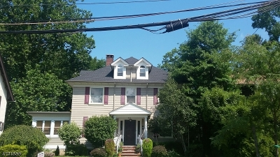 Elizabeth City Single Family Home For Sale: 17-19 Scotland Rd